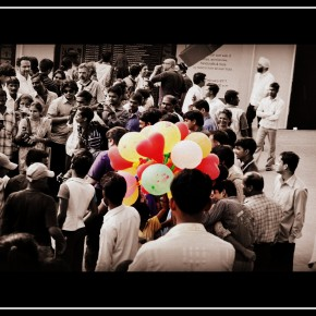 Vintage Mumbai Picnik'ed