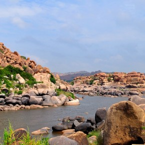 Hampi: Heady Antiquity