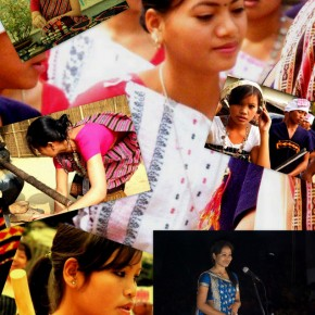 Postcards from Karbi Anglong: 38th Karbi Youth Festival