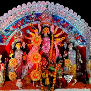 Durga Puja Photographs 2012: Bangalore