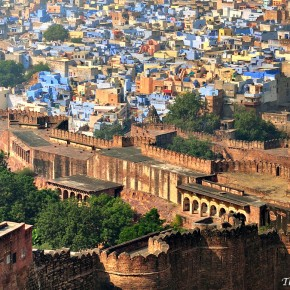 Jodhpur: Suncity or the Blue City?