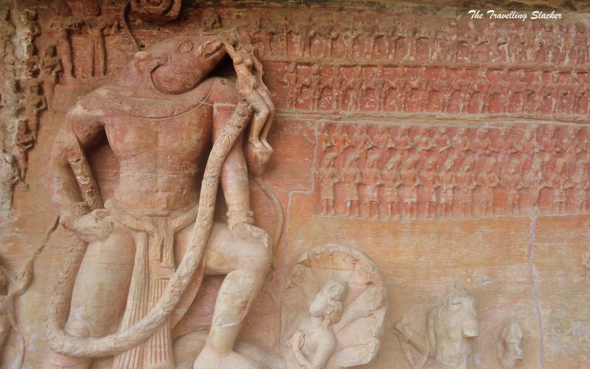 Vidisha Trip: Udaygiri Caves, Heliodoros Pillar and Bija Mandal