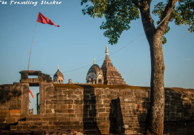 Chausath Yogini Temple: Jabalpur