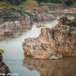 Bhedaghat Marble Rocks, Jabalpur: So Near Yet So Far