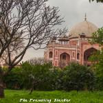 Humayun's Tomb: 360 Degrees