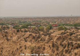 Shergarh Fort: Roaming Around the Ravines