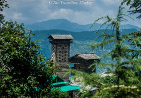 Cheni Kothi: The Two Towers