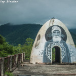 Beatles Ashram: Graffitis Across the Ganges