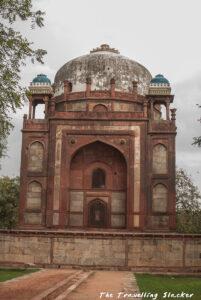 Nai ka Gumbad near Humayuns Tomb