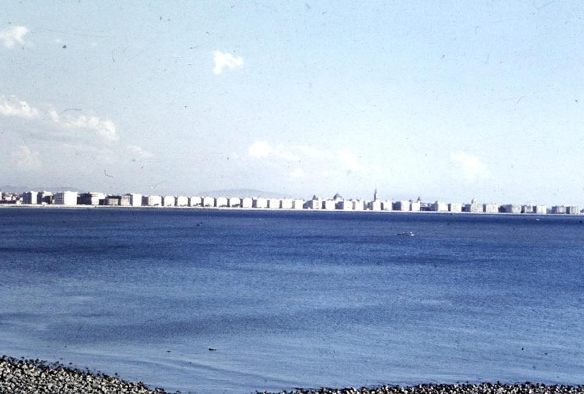 Mumbai sea front