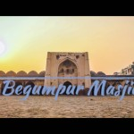 Video: Around Vijay Mandal and Begumpur Masjid