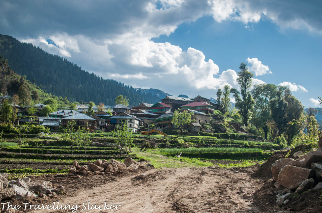 Galingcha Village
