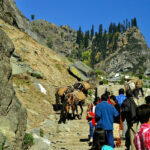 Preparing for Amarnath Yatra