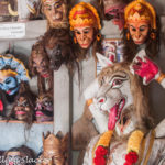 Masks of Majuli