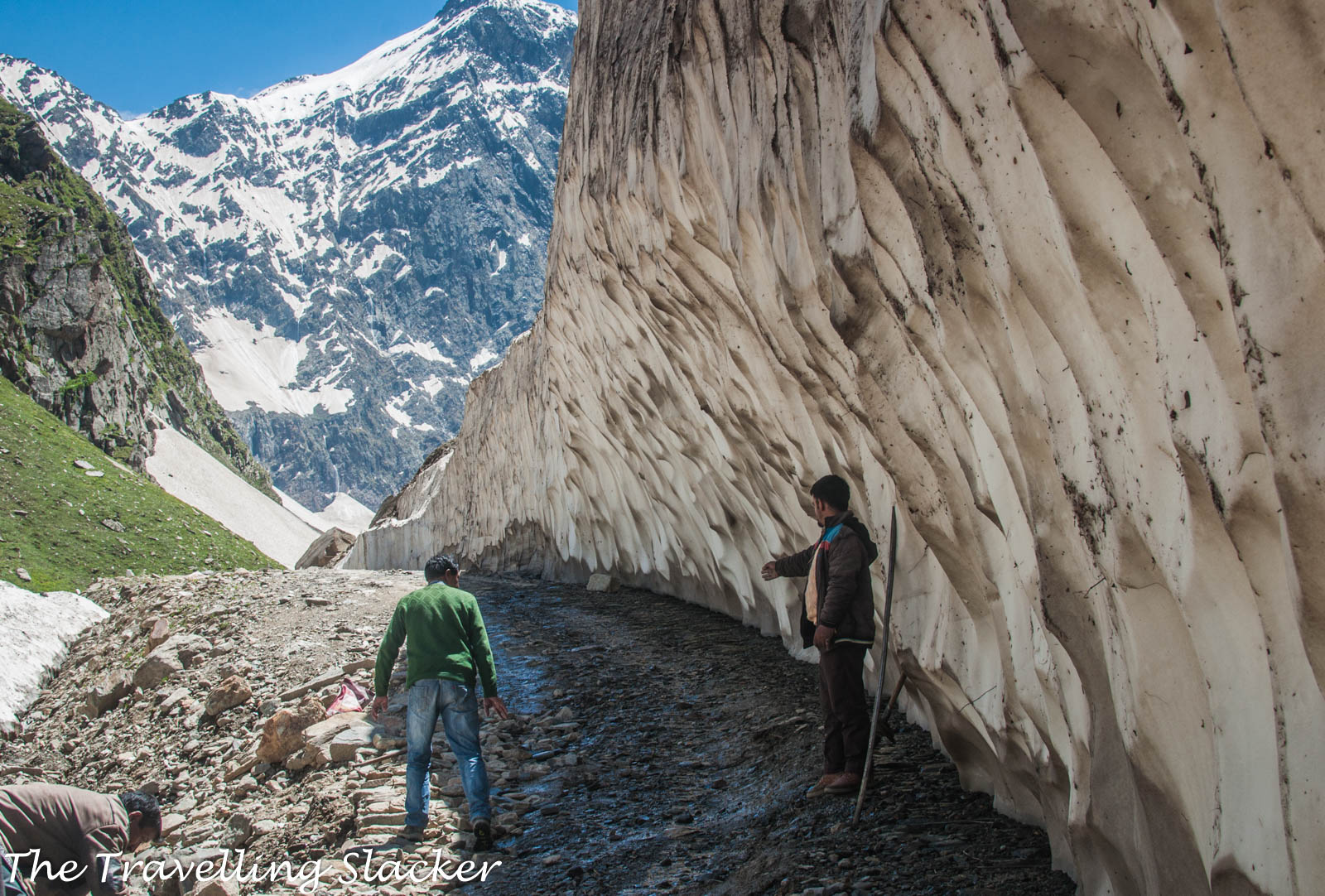 Sach Pass Crossing: Travelogue & Travel Guide