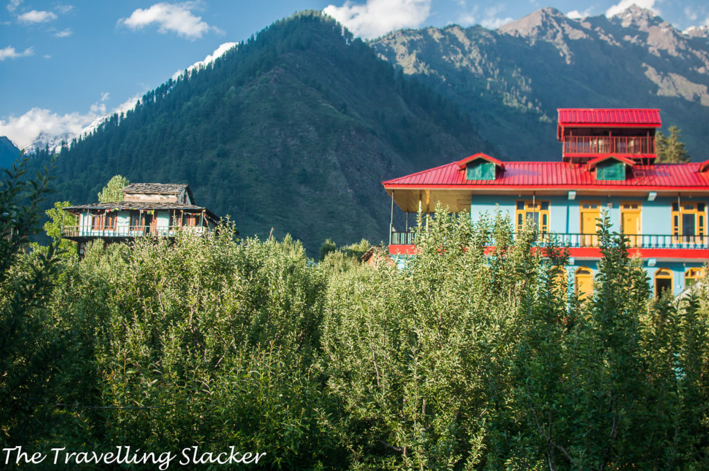 Kalga Village: The Best Option for stay en route to Kheerganga