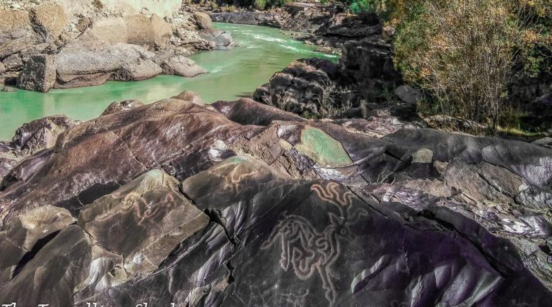 Domkhar Rock Art Sanctuary: The Best Preserved Petroglyphs of Ladakh