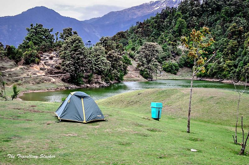 Deoria Tal Camp