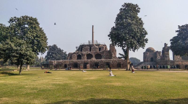 Feroz Shah Kotla: Fortress of the Spirits