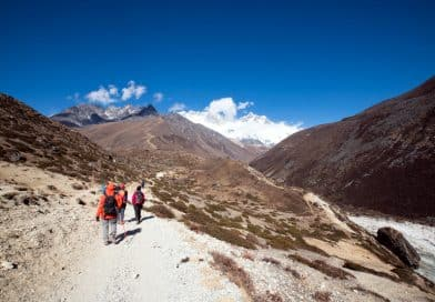 5 Tips for Trekking Everest Base Camp