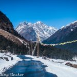 Yumthang: Valley of Flowers Under the Snow
