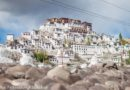 Thikse Monastery: One for the Giants