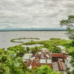 Loktak Lake: Night at a Floating Homestay