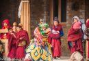 Torgya Festival at Tawang Monastery: A Cham Dance Extravaganza