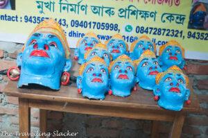 Majuli Mask Set