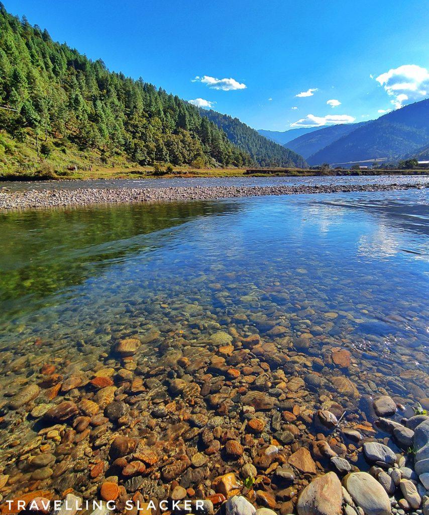 Salubrious Sangti River