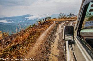 Bumpy Road to Longwa