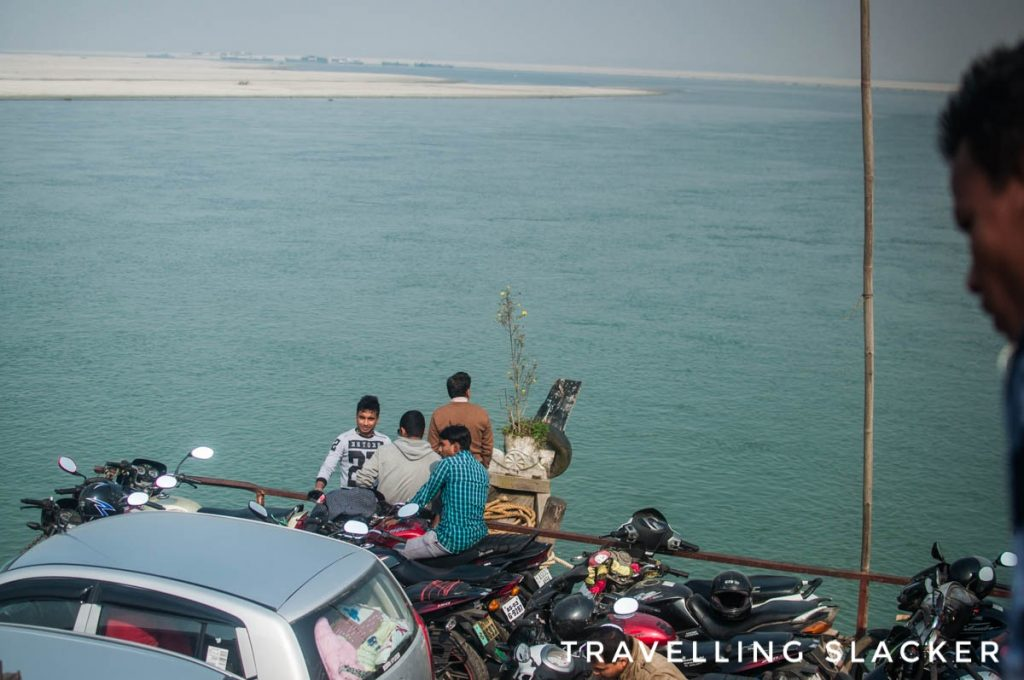 Majuli Island Ferry Crossing