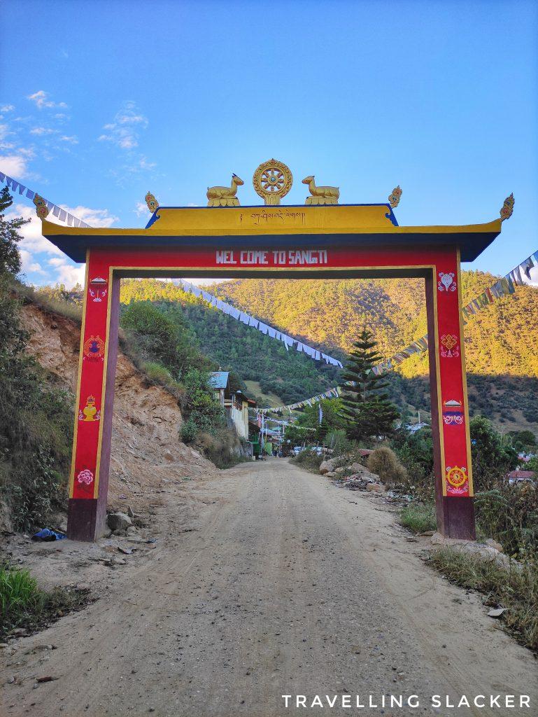 Welcome to Sangti