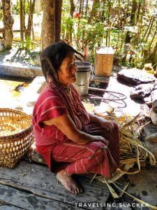 Monpa Lady