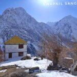 Si Lha Gompa, Tinan Valley