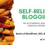 Book Announcement: Self-Reliant Blogging