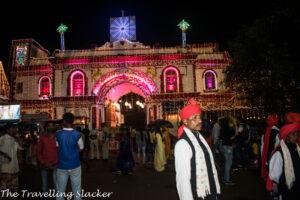 Jagdalpur Palace on Dussehra Night