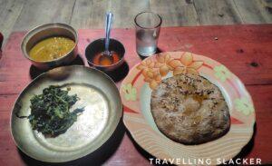 Chukri ki Roti/ Laal Roti
